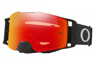 Masque Oakley Front Line MX Tuff Blocks Noir Gunmetal Prizm MX Torch Iridium Ref. OO7087-62