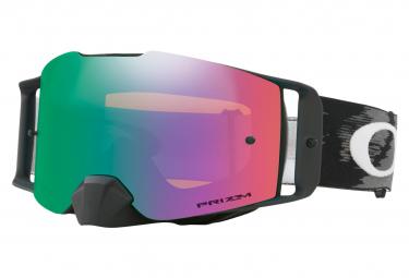 Masque Oakley Front Line MX Matte Noir Speed Prizm MX Jade Iridium Ref. OO7087-03