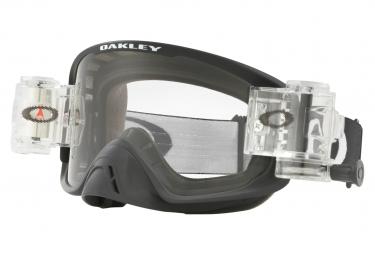 Masque Oakley O-Frame 2.0 PRO MX Race Ready Matte Black Roll Off / Clear / Ref. OO7115-03