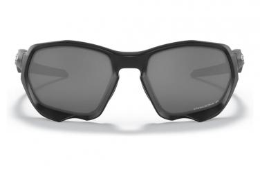 Lunettes Oakley Plazma Matte Black / Prizm Black Polarized / Ref.OO9019-0659