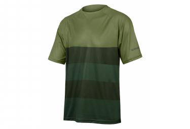 Endura Singletrack Core T-Shirt Grün