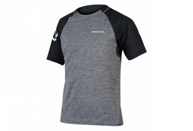 T-shirt manches courtes Endura Singletrack T Pewter