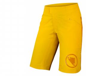 Endura SingleTrack Safran Shorts (Standard Fit) Damen