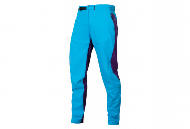Pantalon Endura MT500 Burner Bleu