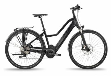 Bicicleta eléctrica urbana BH Atoms Jet Pro-S Shimano Deore 11V 720 Wh 700mm Negro 2021