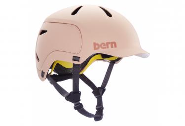 Casco Bern Watts 2 0 Mat Blush S  52 55 Cm