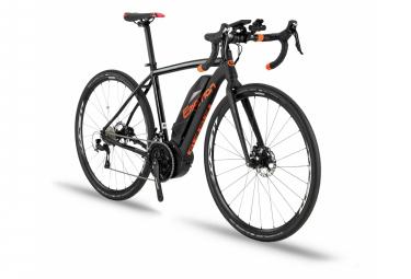 Gravel Bike Électrique BH Rebel GravelX Shimano 105 11V Bleu / Orange