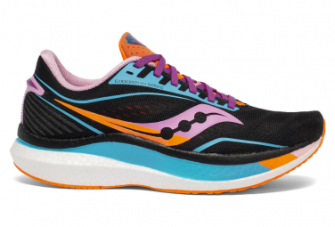 Saucony Endorphin Speed Future Black Multi-Color Womens Running Shoes