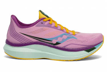 Chaussures de Running Femme Saucony Endorphin Pro Future Pink Rose / Violet