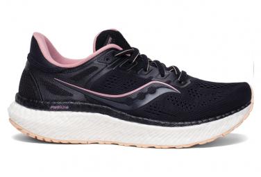 Zapatillas Saucony Hurricane 23 para Mujer Negro / Rosa