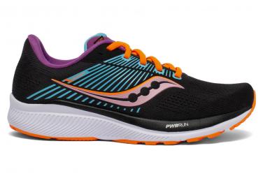 Saucony Guide 14 Future Negro Multi Color Mujer Zapatillas De Running 43