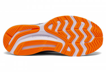 Chaussures de Running Femme Saucony Guide 14 Black Future Noir / Multi-couleur