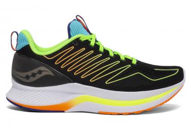 Chaussures de Running Saucony Endorphin Shift Black Future Noir / Multi-couleur