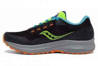 Chaussures de Trail Saucony Canyon TR Black Future Noir / Multi-couleur