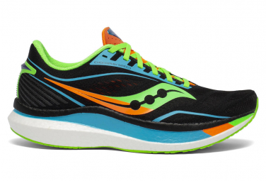 Chaussures de Running Saucony Endorphin Speed Black Future Noir / Multi-couleur
