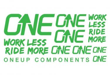 Kit Stickers Oneup Vert