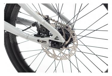 Cadre BMX Race DK bicycles Zenith Disc TT Gris
