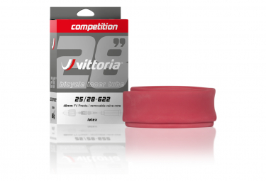 Chambre à Air Vittoria Latex Compétition 26'' Presta 48mm