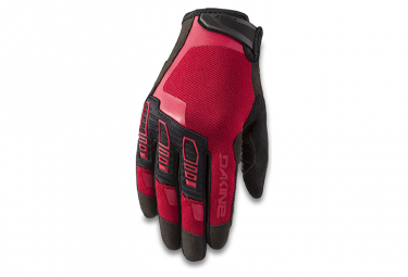 Par De Guantes Largos Cross X Kid  39 S Rojo Kid S