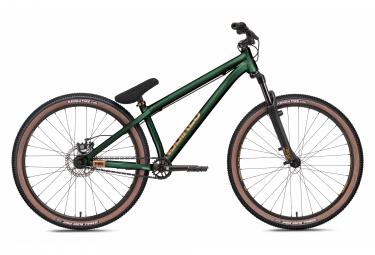 NS Bikes Movement 3 Single Speed 26'' Dirt Bike Green 2021