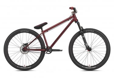 Vélo de Dirt NS Bikes Metropolis 1 Single Speed 26'' Rouge 2021