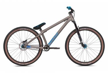 Vélo de Dirt NS Bikes Movement 2 Single Speed 26'' Gris 2021