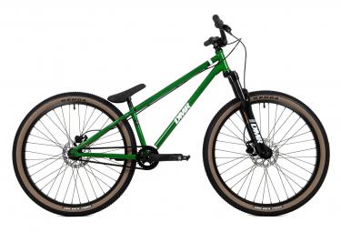 Bicicleta De Cross Dmr Sect Dirt Jumpe De Una Velocidad De 26   Verde 2021 Unique   165 190 Cm