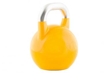 Kettlebell GorillaGrip Competition 16 kg Jaune