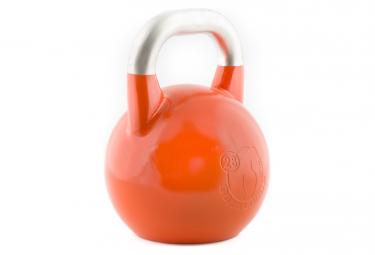 Image of Kettlebell gorilla grip competition 28kg orange