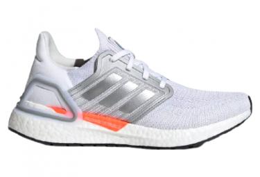 Adidas Ultraboost 20 Space Race Blanco Mujer Zapatillas De Running 38 2 3