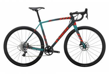 Bicicleta de ciclocross Trek Crockett 5 Disc Sram Rival 11S Nautical Navy / Teal 2021