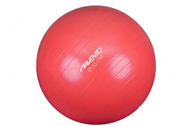 Image of Avento ballon de fitness d exercice diametre 65 cm rose