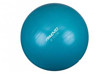 Image of Avento ballon de fitness d exercice diametre 75 cm bleu