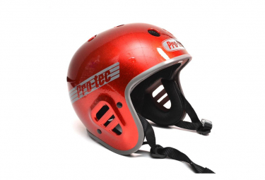 Casque BMX Pro-tec Full Cut Certified Red Flame / Rouge