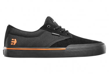 Chaussures Etnies Jameson Vulc X Doomed Raw Noir