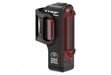 LED STRIP DRIVE PRO LEZYNE REAR Black