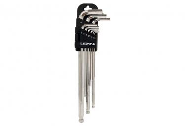 Lezyne Allen Key Set 1.5 / 2 / 2.5 / 3/4/5/6/8 / 10mm