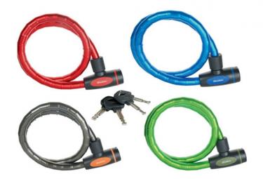 Image of Master lock cable antivol a cle 100 x 1 8 cm 8228eurdpro