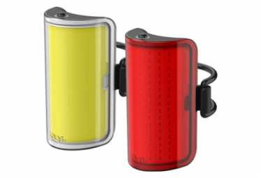 Eclairage Knog Cobber Twinpack-Medium