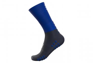 Chaussettes de compression Compressport Mid Compression Bleu