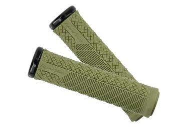 Lizard Skins Charger Evo Single Lock-On Olive Green