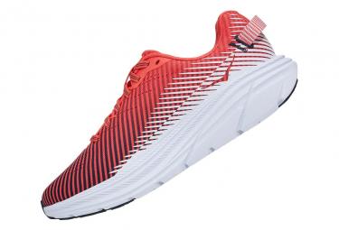 Chaussures de Running Femme Hoka One One Rincon 2 Rouge / Blanc