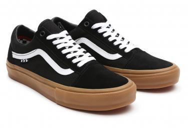 Chaussures Skate Vans Old Skool Noir/Gum