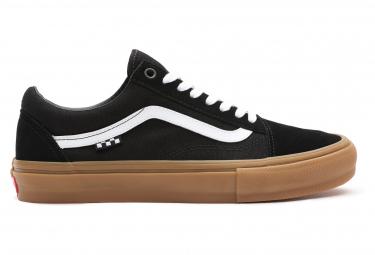 Vans Old Skool Zapatos De Skate Negros   Goma 44 1 2