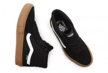 Chaussures Skate Vans SK8-Hi Noir/Gum