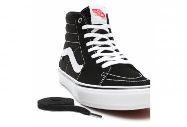 Chaussures Skate Vans SK8-Hi Noir/Blanc