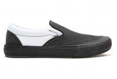 Zapatillas Bmx Vans Slip On  Dak  Negro   Blanco 43