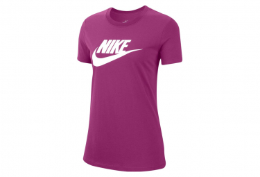 T-Shirt Manches Courtes Nike Sportswear Essential Violet