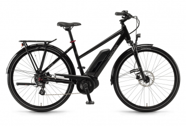 Bicicleta Ciudad Mujer Winora Sinus Tria 7 Eco Ladies Noir