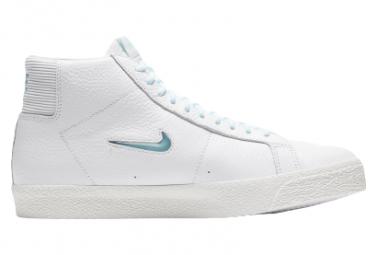 Sneaker Nike Nike SB Zoom Blazer Mid Premium Calzado blanco